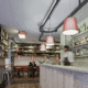Interni del Bar Enoteca Vinoria