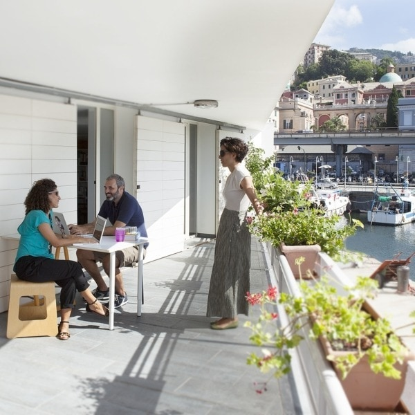 Sala riunioni genova porto antico